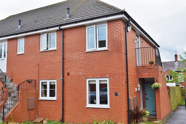 Thumbnail Flat for sale in Borle Brook Court, Highley