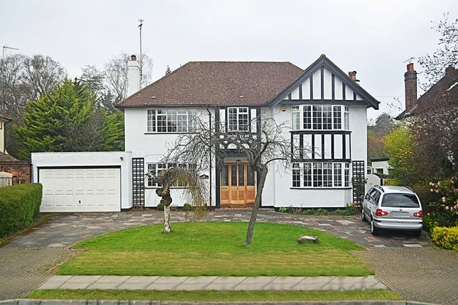 Thumbnail Detached house for sale in Mayfield Avenue, Orpington
