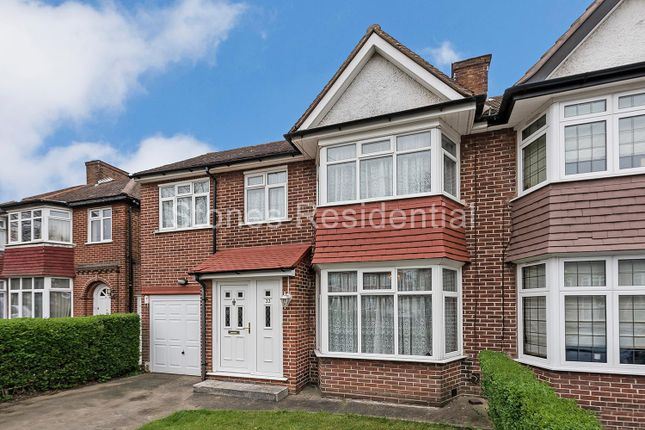 Thumbnail Semi-detached house for sale in St. Andrews Drive, Stanmore