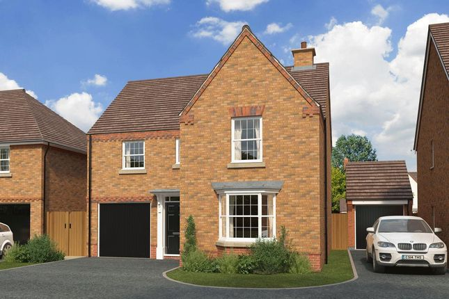 Thumbnail Semi-detached house for sale in Plot 65 Post Office Lane, Kempsey, Worcester