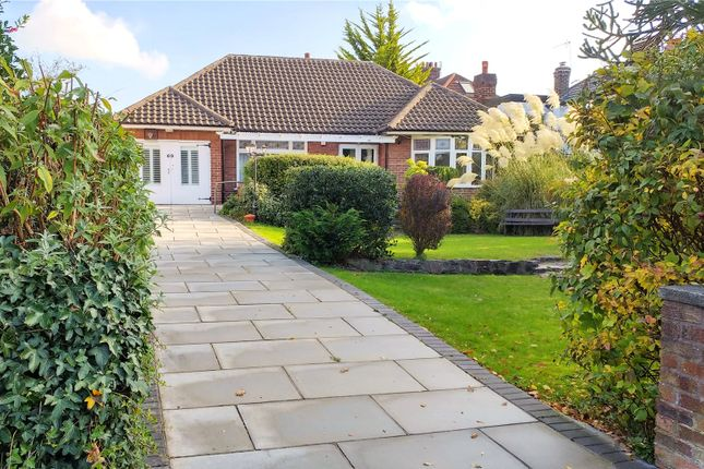 Thumbnail Detached bungalow for sale in South Mossley Hill Road, Allerton, Liverpool