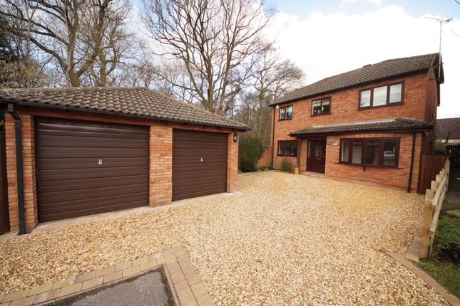 Thumbnail Detached house for sale in Goose Green, Hook