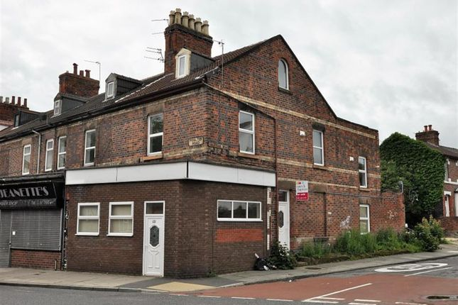 Thumbnail Flat for sale in Halstead Road, Wallasey