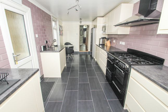 3 bed terraced house for sale in Mornington Road, Leytonstone, London