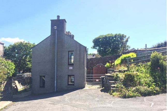 Thumbnail End terrace house for sale in Alfred Terrace, Stromness, Orkney