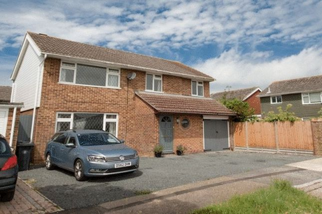 Thumbnail Detached house for sale in Rochester Close, Chichester