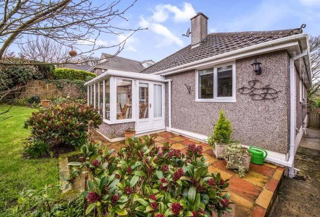 Thumbnail Bungalow for sale in Newlyn, Penzance, Cornwall