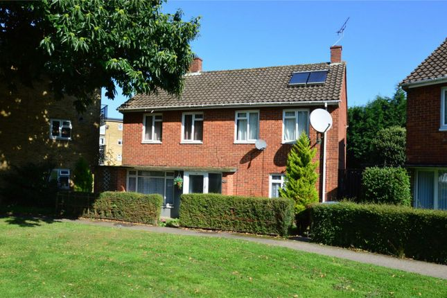 Thumbnail Detached house for sale in Pond Croft, Hatfield, Hertfordshire