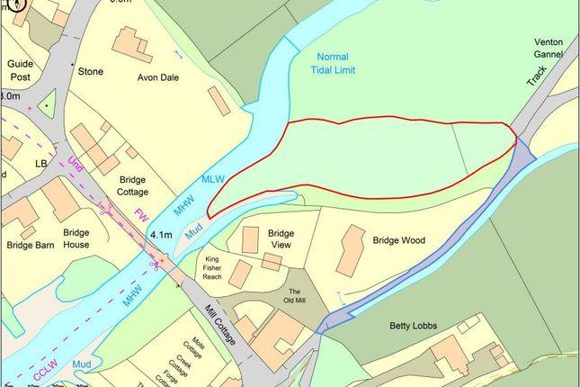 Lerryn Map.Png of Lerryn, Lostwithiel PL22