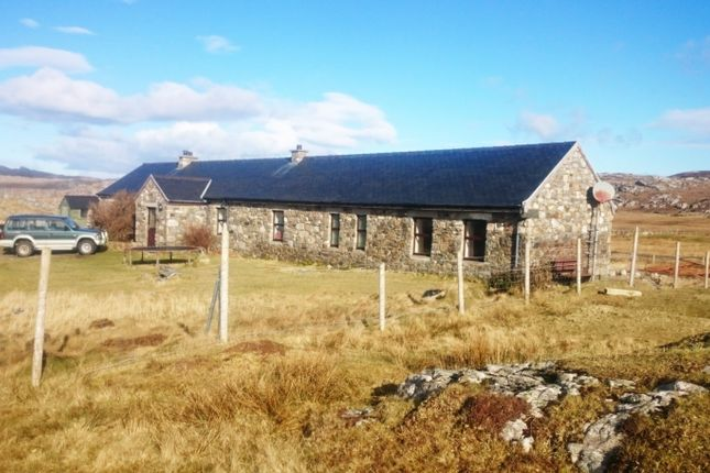 Thumbnail Detached bungalow for sale in Isle Of Coll, Argyll & Bute, Argyll