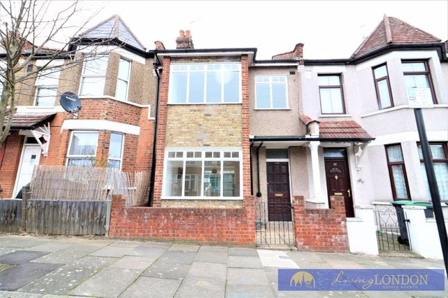 Thumbnail Terraced house for sale in Forfar Road, London