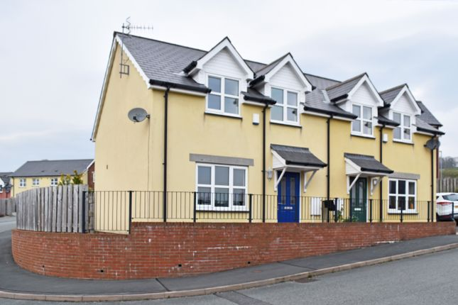 Thumbnail Semi-detached house for sale in ., Rhayader