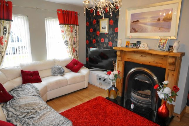 Semi-detached house for sale in Muckle Hill View, Castlederg