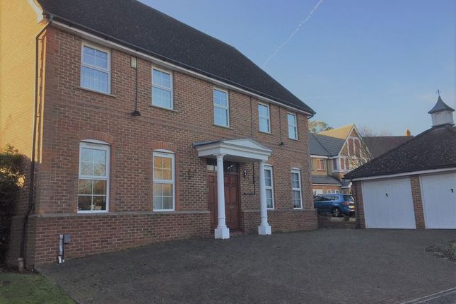 Thumbnail Detached house to rent in Rees Drive, Stanmore, Middlesex