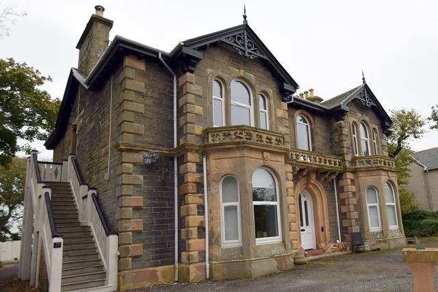 Thumbnail Maisonette for sale in Kirk House Upper Apartments, 33 Miller Avenue, Wick