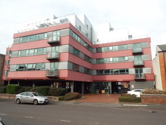 Thumbnail Flat for sale in Regency House, 35 Queens Road, Coventry, West Midlands