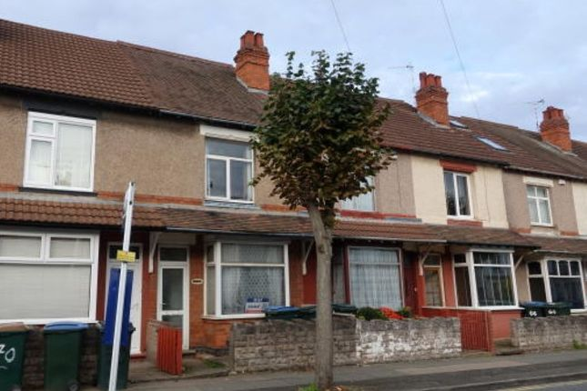 Thumbnail Terraced house for sale in Bolingbroke Road, Coventry, West Midlands