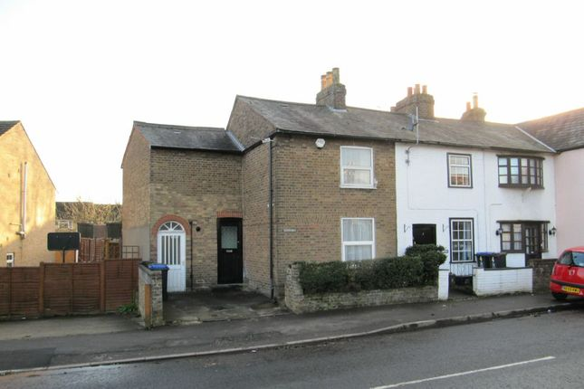 Thumbnail End terrace house for sale in Hogfair Lane, Burnham, Slough
