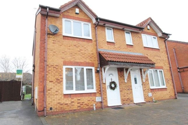 Thumbnail Semi-detached house for sale in Elwick Drive, Croxteth, Liverpool