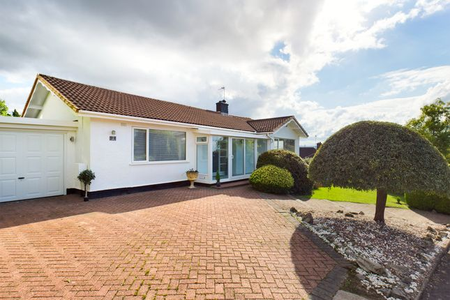 Thumbnail Bungalow for sale in Linnets Way, Heswall, Wirral