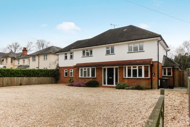 Thumbnail Detached house to rent in London Road, Liphook