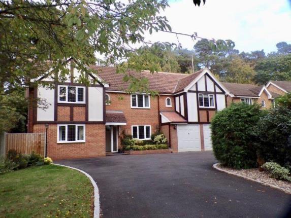 Thumbnail Detached house for sale in Church Crookham, Fleet, Hampshire