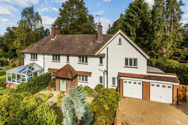 Thumbnail Detached house for sale in The Drive, Hook Heath, Woking