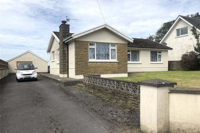 Thumbnail Bungalow to rent in Ger - Y - Nant, Llandissilio, Pembrokeshire
