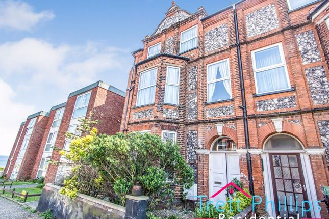 Thumbnail Terraced house for sale in Alfred Road, Cromer