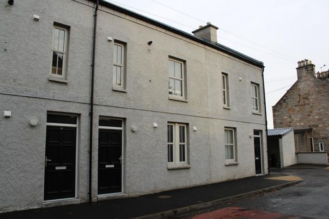 Thumbnail Flat to rent in Beverley Road, Inverurie