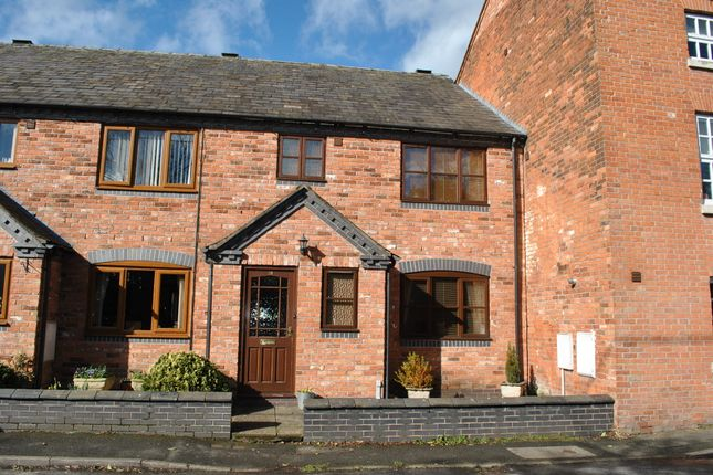 Thumbnail Terraced house to rent in Alkington Road, Whitchurch, Shropshire