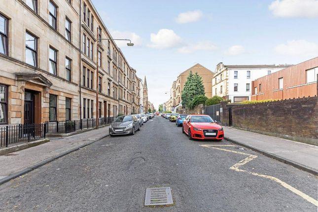Street View of Whitevale Street, Dennistoun, Glasgow G31