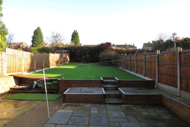 Garden of Kedleston Road, Allestree, Derby DE22