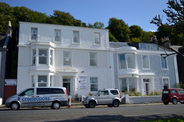 Thumbnail Hotel/guest house for sale in Battery Place, Rothesay, Isle Of Bute