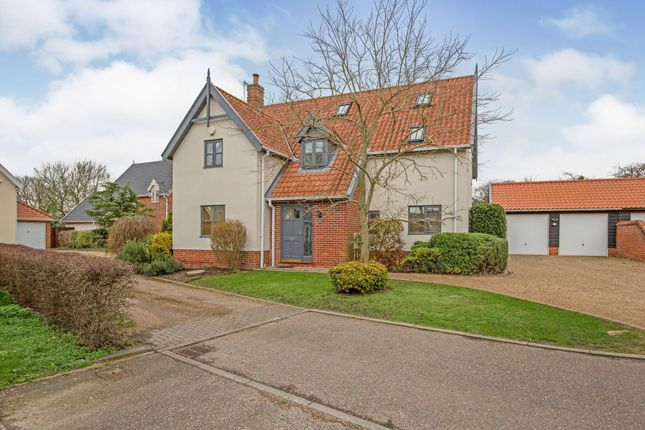 Thumbnail Detached house for sale in Winfarthing, Diss, Norfolk