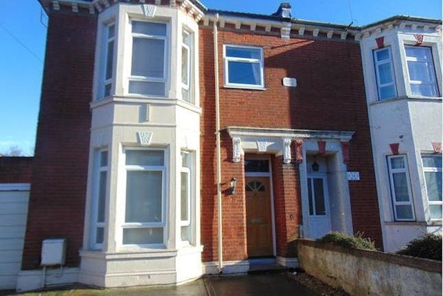 Thumbnail Semi-detached house to rent in Woodside Road, Southampton