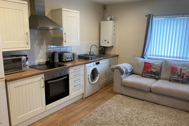 1 bed flat for sale in Victoria Street, Dowlais, Merthyr Tydfil CF48