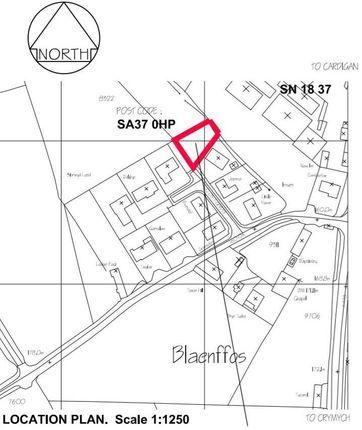 Plot 2 of Clos Y Gerddi, Blaenffos, Boncath SA37