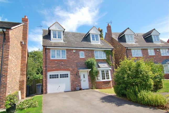 Thumbnail Detached house to rent in Malhamdale Road, Congleton
