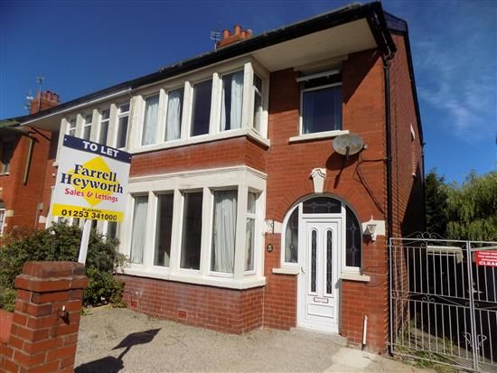 Thumbnail Property to rent in Ingleway Avenue, Blackpool