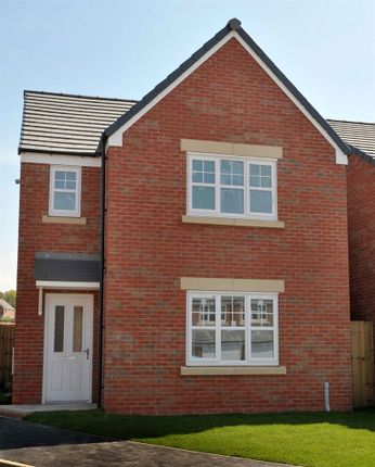 "Thumbnail Detached house for sale in ""The Hatfield"" at Windsor Way, Carlisle"