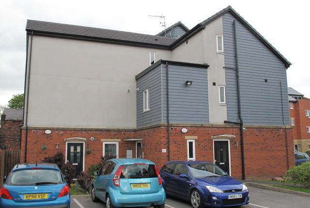 Thumbnail Flat to rent in The Pines, Pine Street, Heywood