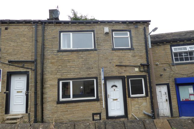 Thumbnail Terraced house to rent in Berrys Buildings, Ovenden, Halifax