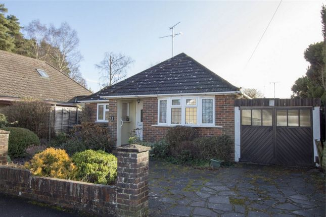 Thumbnail Detached bungalow for sale in Award Road, Church Crookham, Fleet