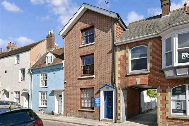 Thumbnail Terraced house for sale in Lugley Street, Newport, Isle Of Wight
