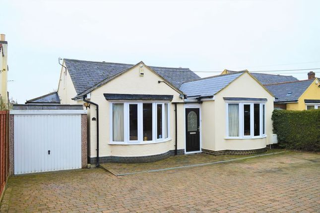 Thumbnail Detached bungalow for sale in Gipsy Lane, Wellingborough