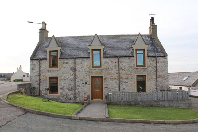 Thumbnail Detached house for sale in Yardie, Buckie