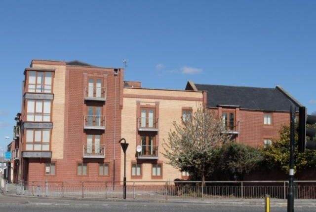 Thumbnail Flat to rent in Theatre Gardens, 1-3 Sykes Street, Hull