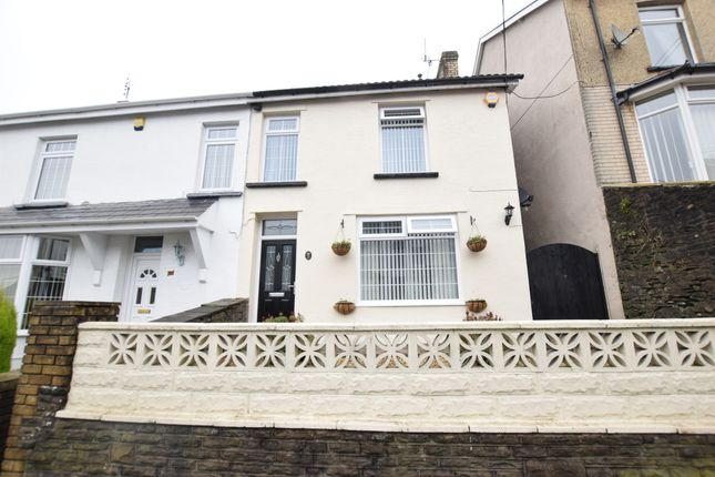 Thumbnail Semi-detached house for sale in Bedwellty Road, Aberbargoed, Bargoed