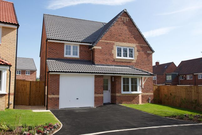 "Thumbnail Detached house for sale in ""Kennington"" at Blackpool Road, Kirkham, Preston"